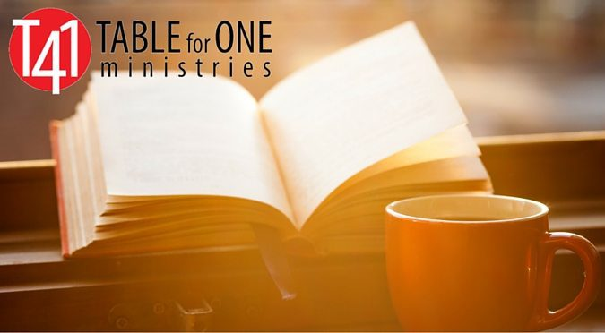 TFO - Table for One Ministries- Ministry for Singles and Leaders to Singles - 2nd Featured Image Logo