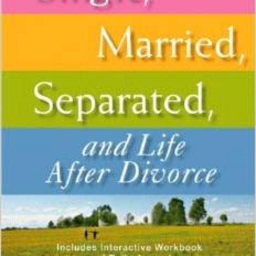 Single-Married-Separated-and-Divorce