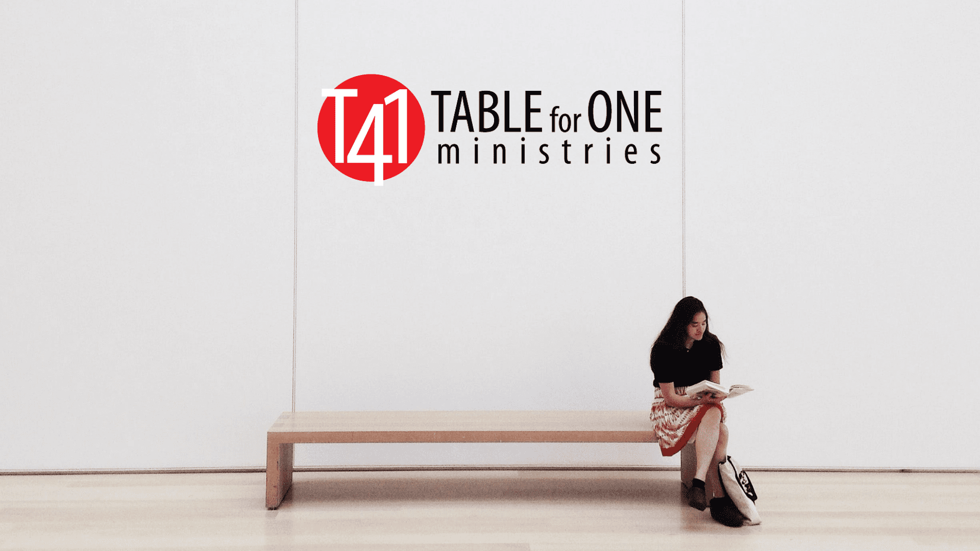 Table for One Ministries - Ministry for Singles and Leaders to Singles - Logo - Single Adult Statistics in America, percentage of singles in church, percentage of singles, percentage of singles us, when church fails you, single adult ministry resources